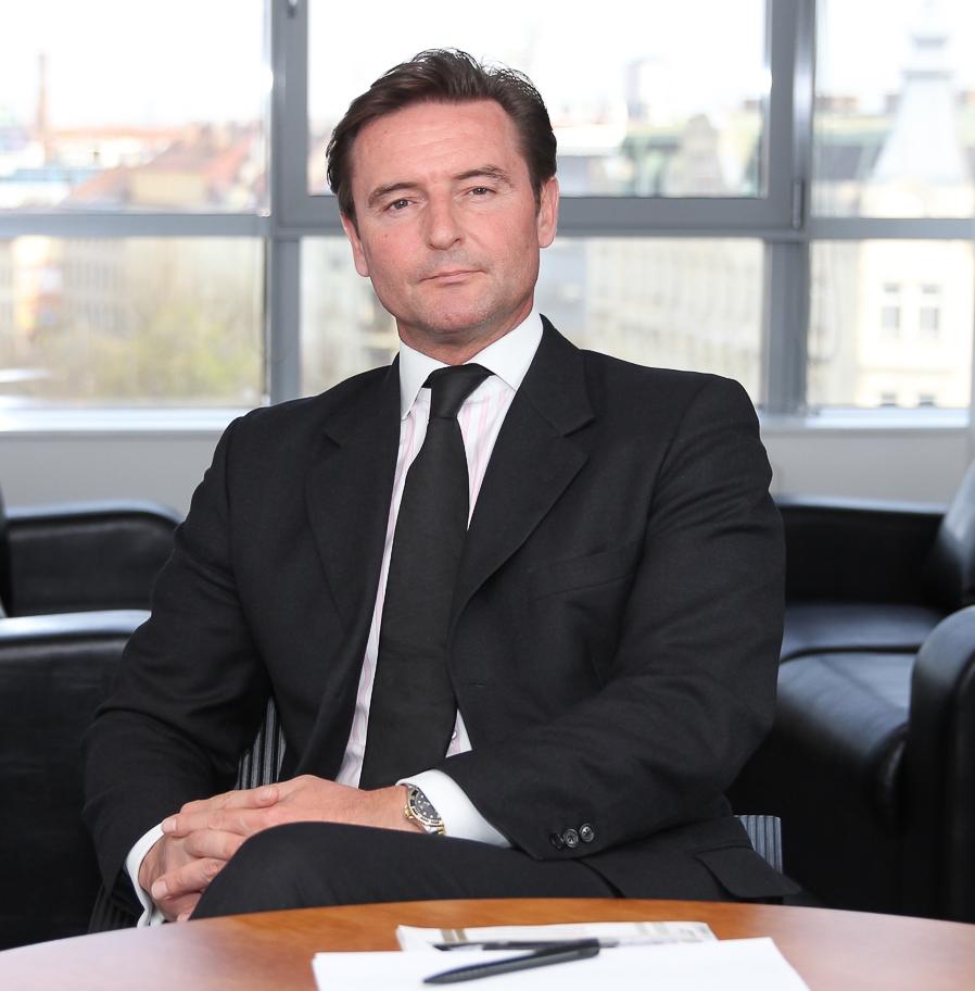 KommR. Ing. Franz Maier, Generaldirektor Österreich, Ungarn und Osteuropa