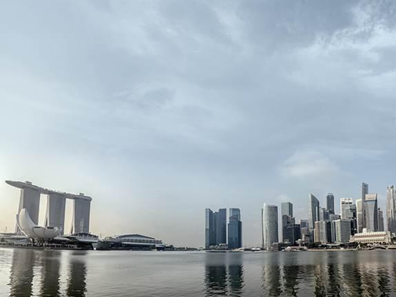Singapore skyline | Atradius